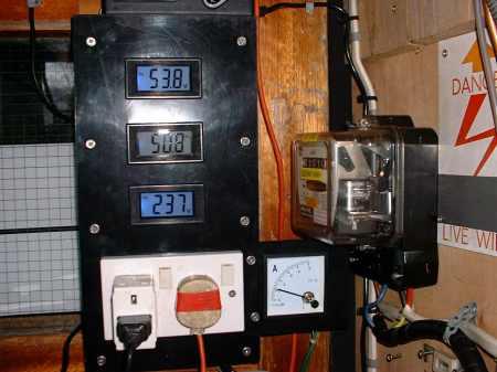 Hydro panel