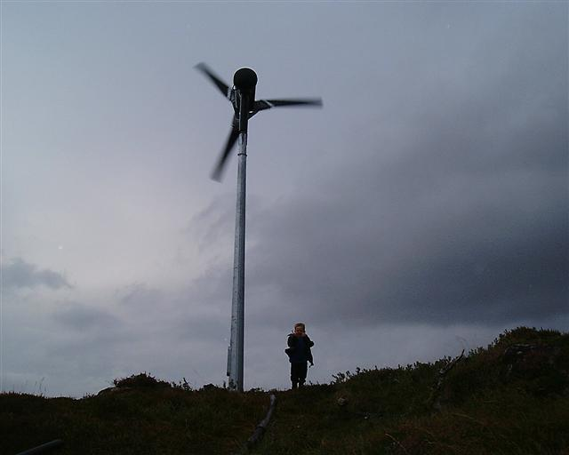 The 'Harris Hydro Turbine' | Life at the end of the road