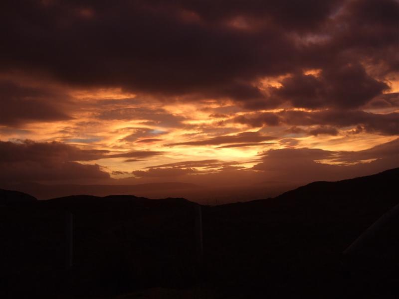 sunrise overkyle