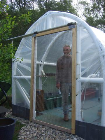 & polytunnel | Life at the end of the road