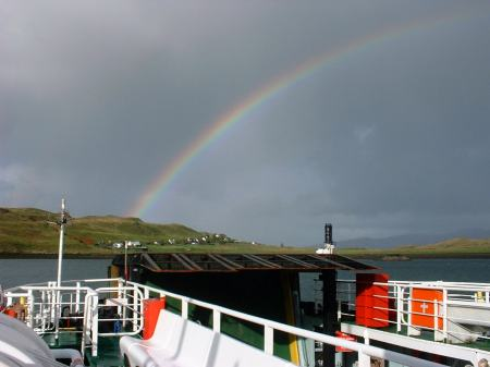 Braes rainbow