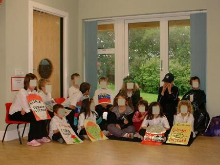 Raasay Primary Assembly