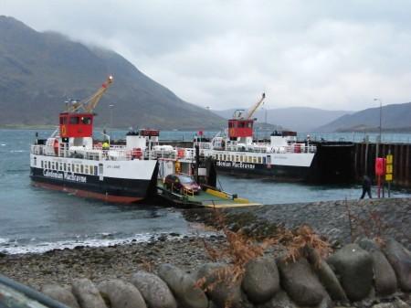 Ferry swap!
