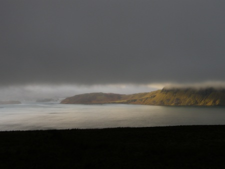 Portree from Glam
