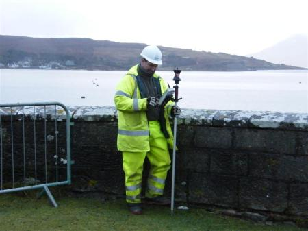 Surveying the scene
