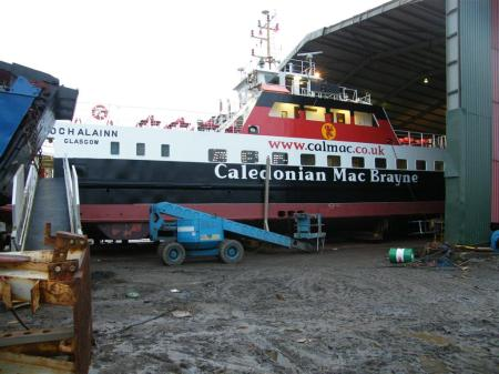 Loch Alainn 08/12/08