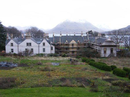 Raasay house and garden 22/11/08