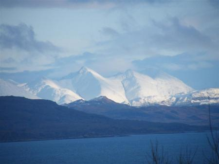 Five sisters from Raasay