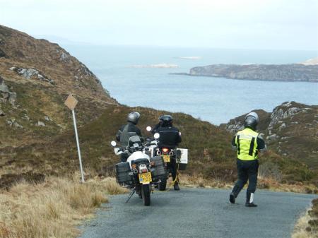 Calum's road recce