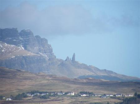 The 'Old man of Storr'