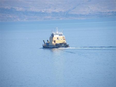 Mooring vessel