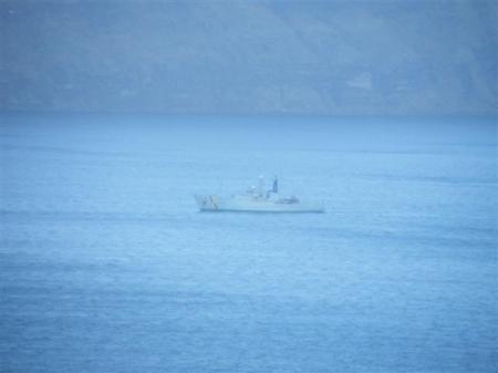 fisheries cruiser