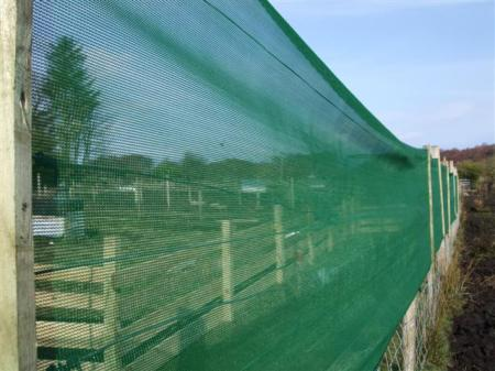 Netting and battens