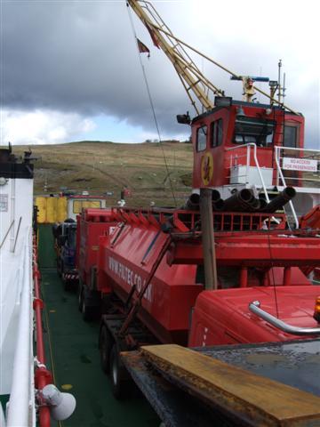 A full ferry