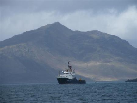 Pole Star and Ben Tianavaig