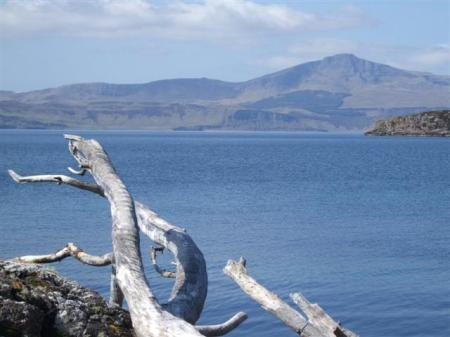 Loch Arnish and the Storr