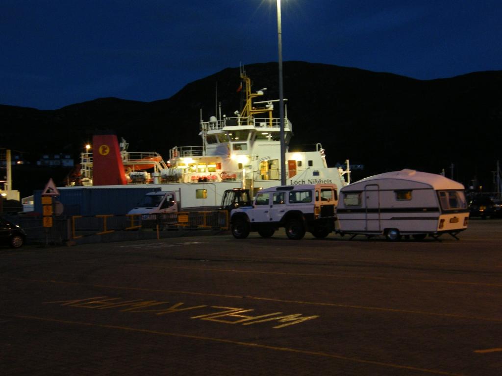 MV Loch Nevis