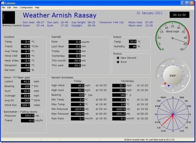 weather 310111