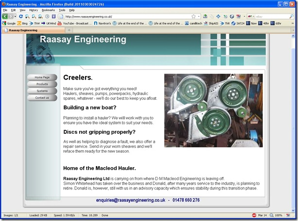 raasay engineering