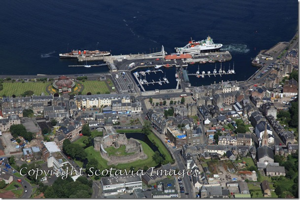 Rothesay by Scotavia images