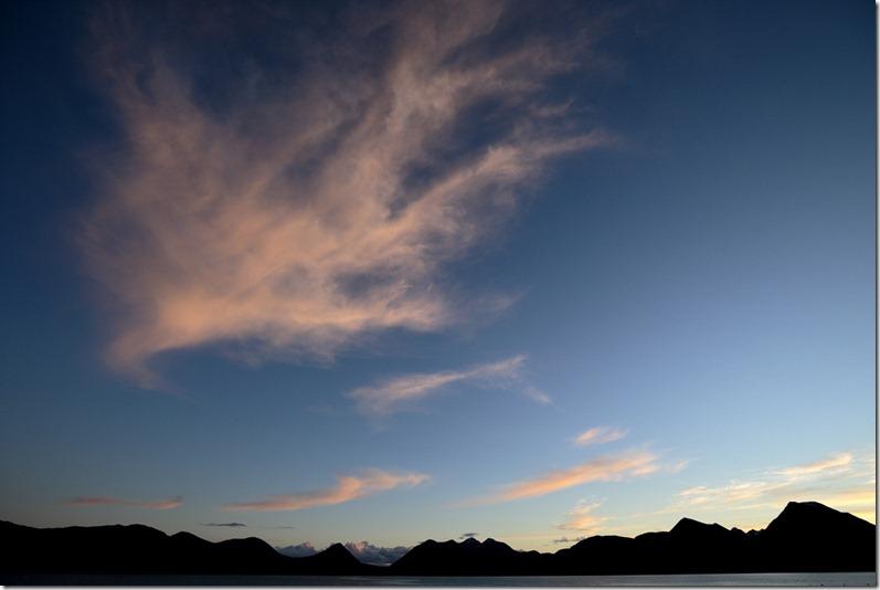Skye sky