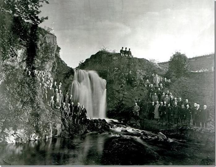 Barrhead dam