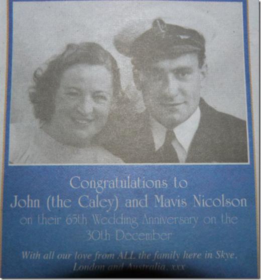 john and mavis