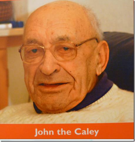 john the caley