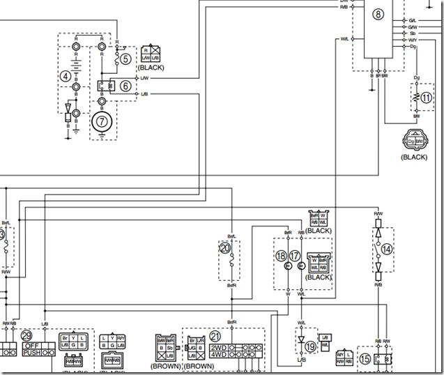 Yfm 350 Wiring Diagram