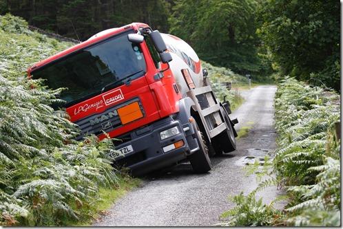 Calor Gas lorry