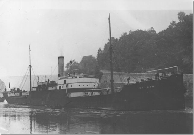 SS Meldon