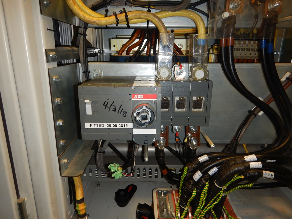 Abb Motorized Switch Life At The End Of Road Low Voltage Motor Wiring Diagram There Are Four These On Hybrids And Almost 900 Apiece Its A Fecking Disgrace That They Fail With Such Regularity Allegedly Say